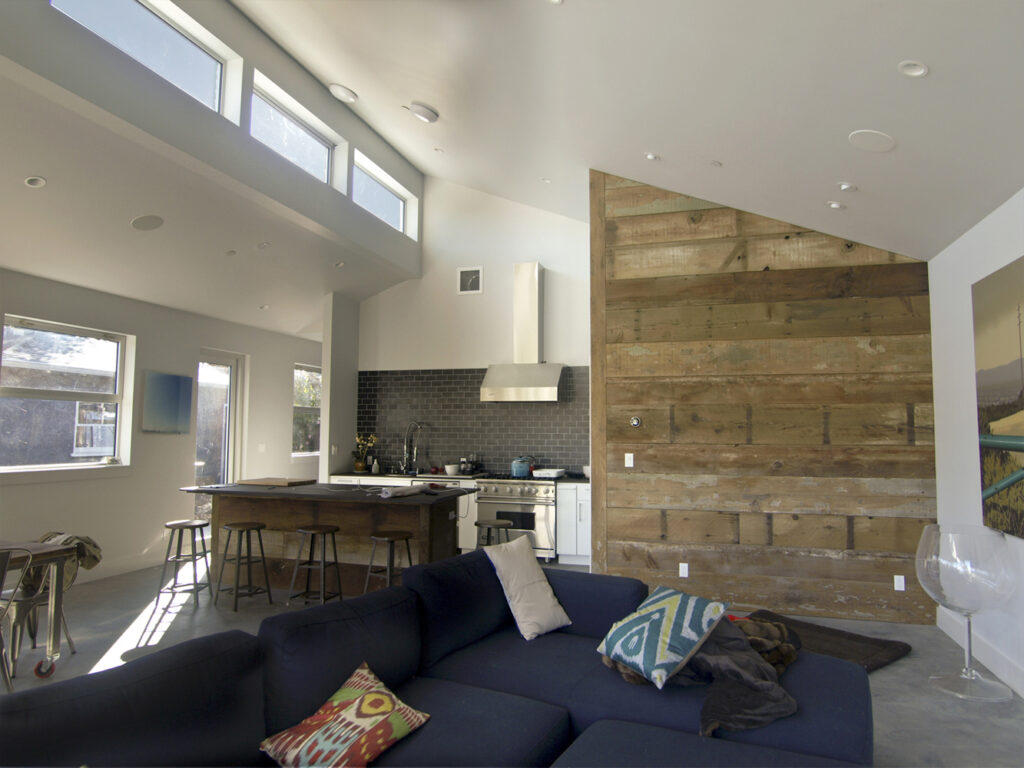 Sonoma Addition Interior