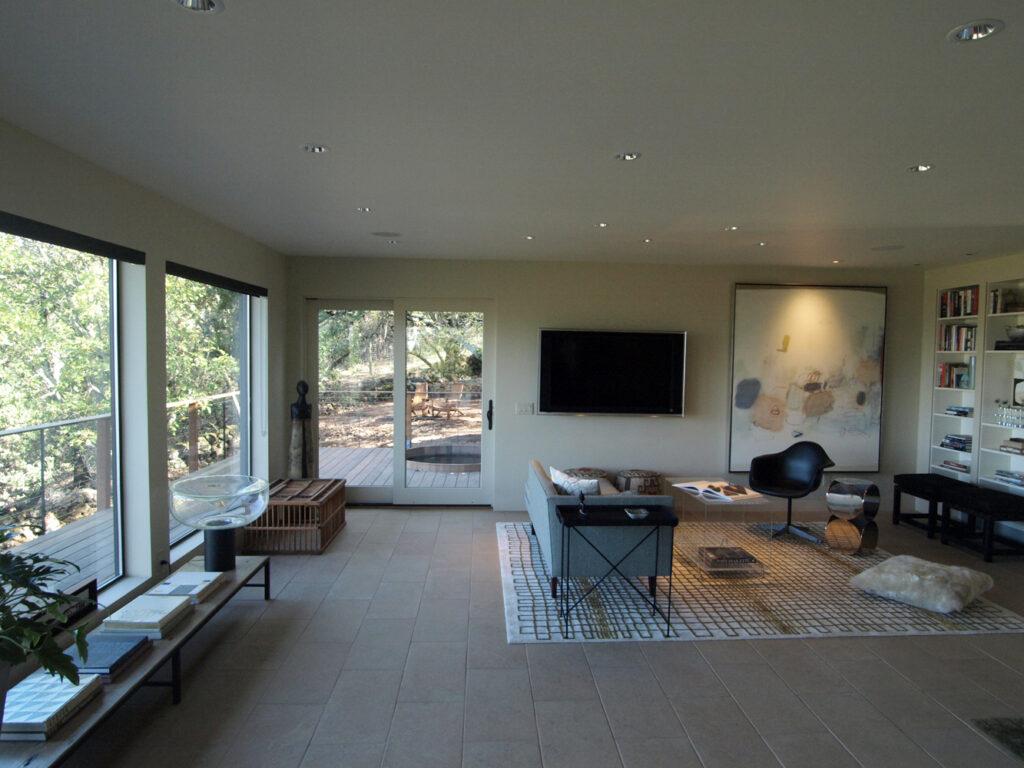 Sonoma Contemporary Home