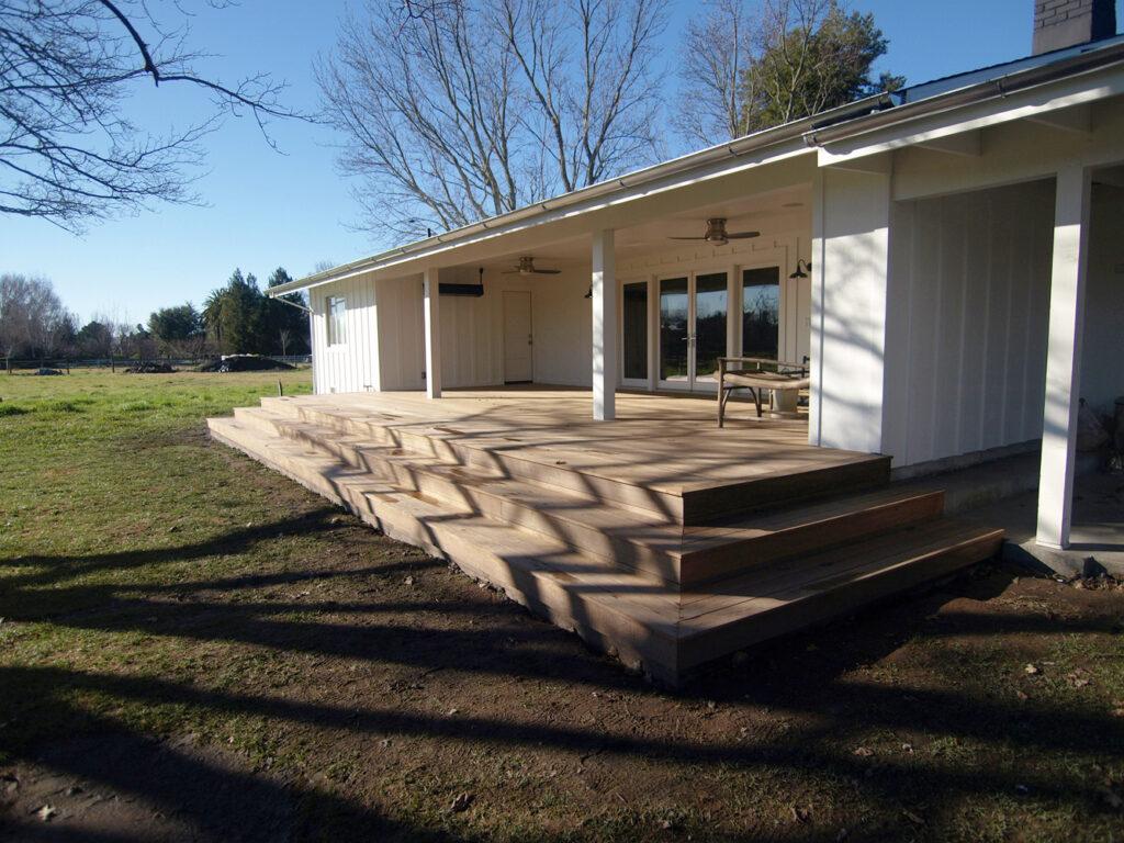 Sonoma Ranch House Exterior