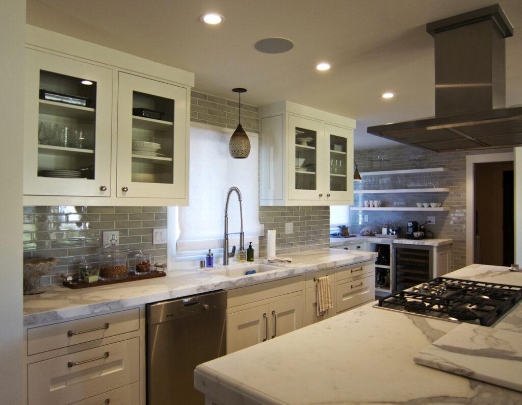 Sonoma Ranch House Kitchen