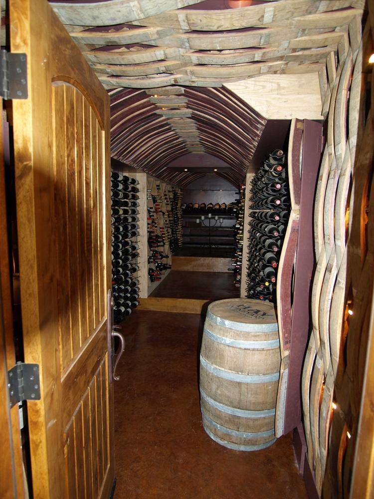 Sonoma Home Wine Cellar