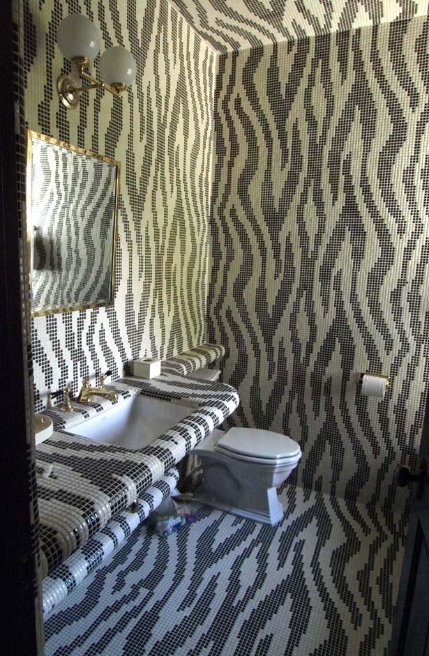 Healdsburg Main House Bathroom